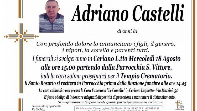 Castelli Adriano