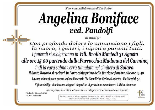 Boniface Angelina