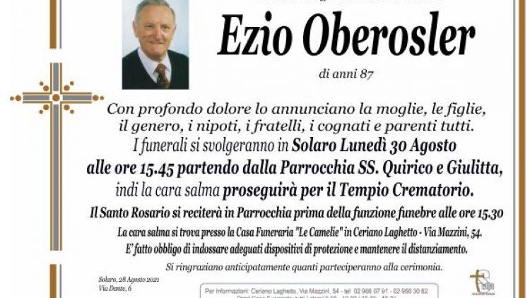 Oberosler Ezio