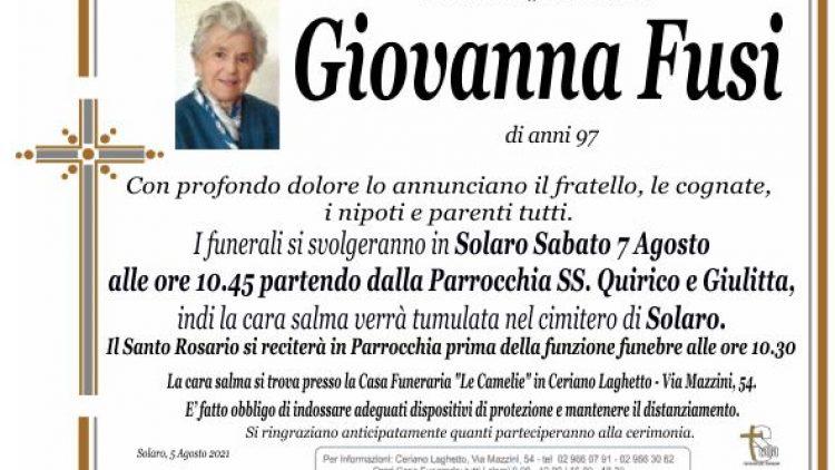 Fusi Giovanna