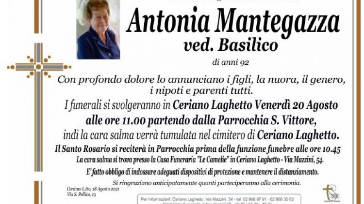 Mantegazza Antonia