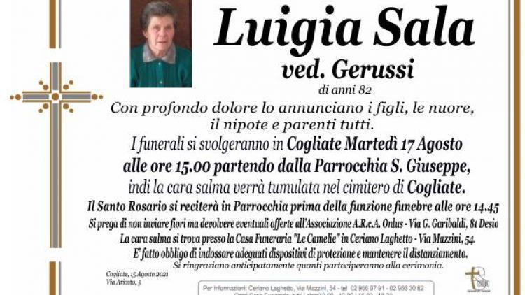 Sala Luigia