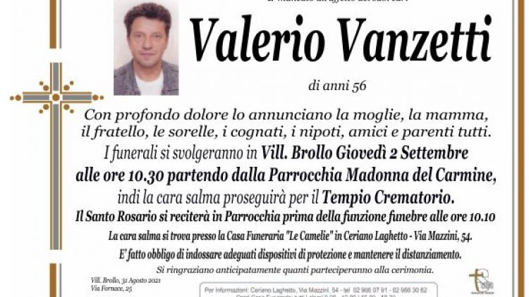 Vanzetti Valerio