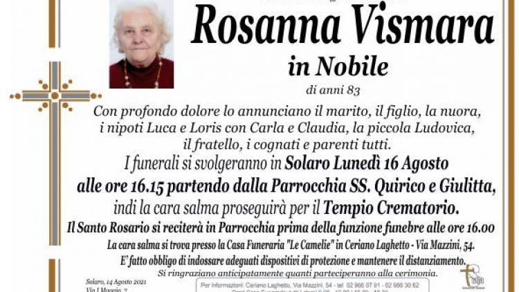 Vismara Rosanna