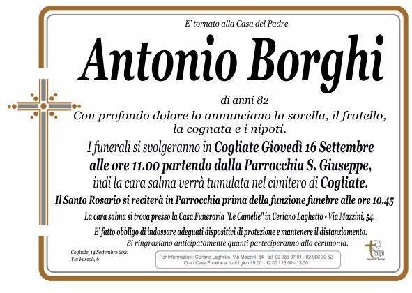 Borghi Antonio