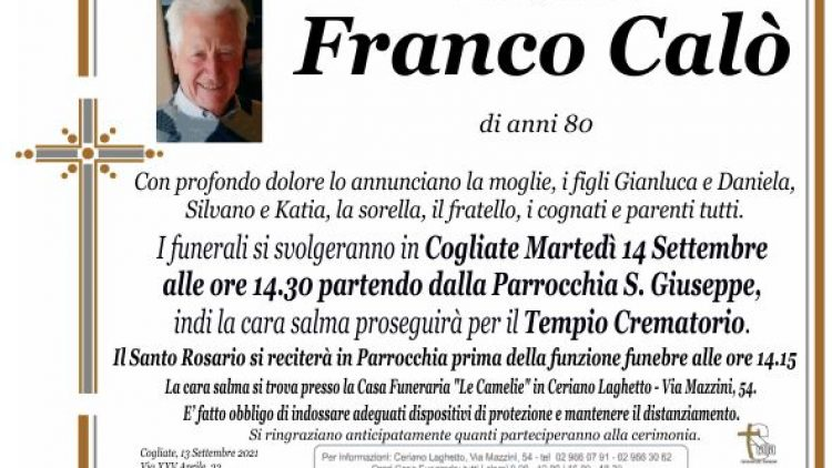 Calò Franco
