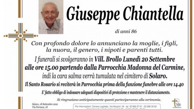 Chiantella Giuseppe