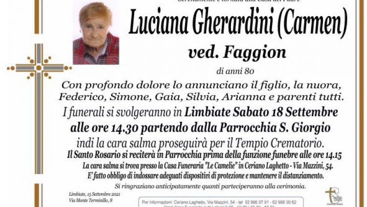 Gherardini Carmen