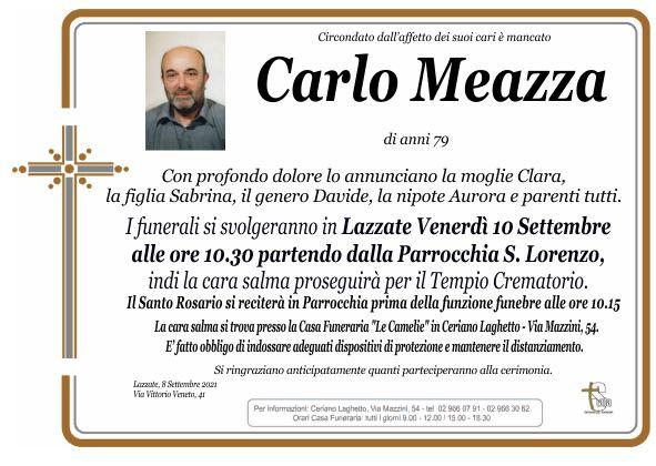 Meazza Carlo