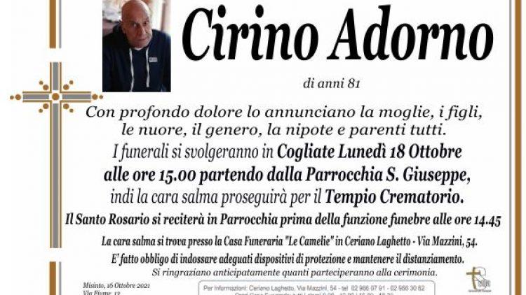 Adorno Cirino
