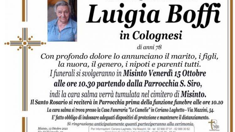 Boffi Luigia
