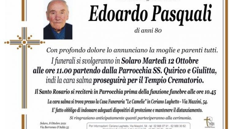 Pasquali Edoardo