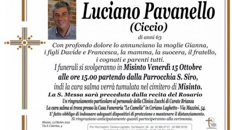 Pavanello Luciano